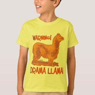 Camiseta Lama do drama