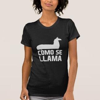 Camiseta Lama do SE de Como
