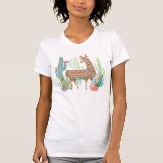 Camiseta Lamas bonitos III