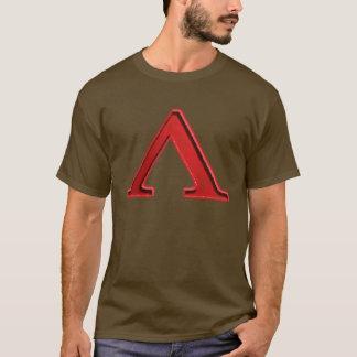 Camiseta Lambda espartano