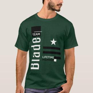 Camiseta Lâmina da equipe