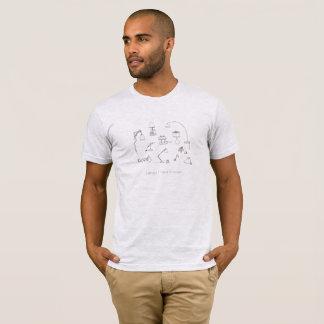 Camiseta Lâmpadas que eu soube