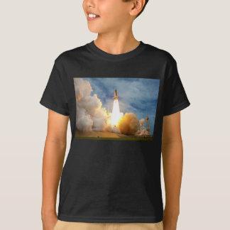Camiseta Lançamento final da missão do vaivém espacial