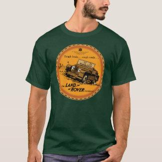 Camiseta Land Rover resistente