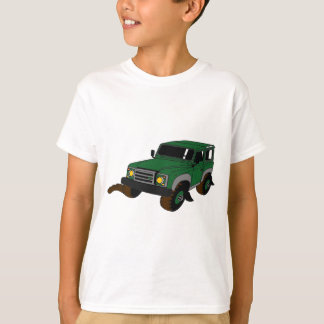 Camiseta Landy verde