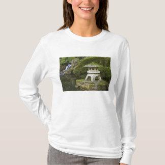 Camiseta Lanterna de pedra e quedas celestiais
