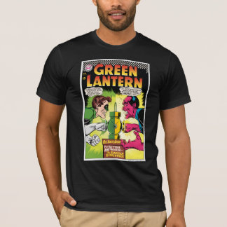 Camiseta Lanterna verde contra Sinestro