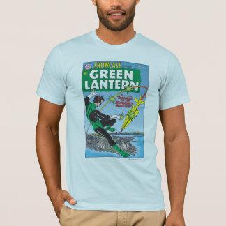 Camiseta Lanterna verde - míssil do fugitivo