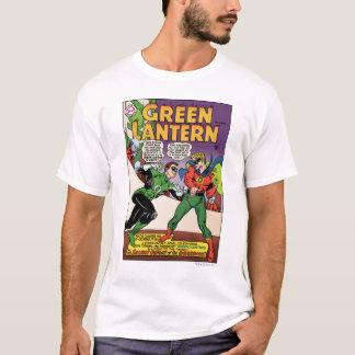 Camiseta Lanterna verde no anel