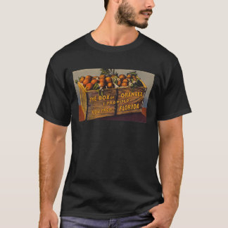 Camiseta Laranjas retros de Florida do vintage