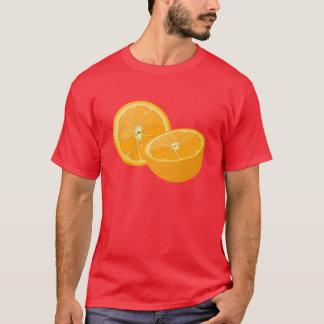 Camiseta Laranjas (vermelhas)