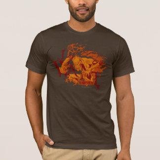 Camiseta Larfleeze - Agent Orange 12