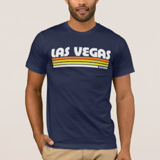 Camiseta Las Vegas. Nevada.