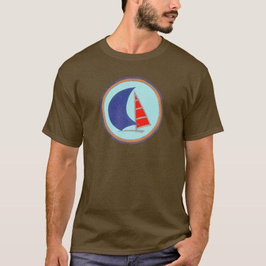 Camiseta Laser class sailing