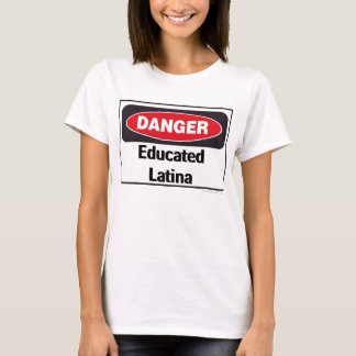Camiseta Latina educado