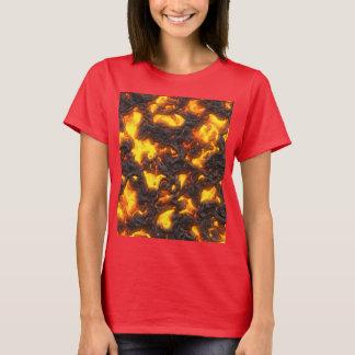 Camiseta Lava quente
