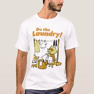 Camiseta Lavanderia
