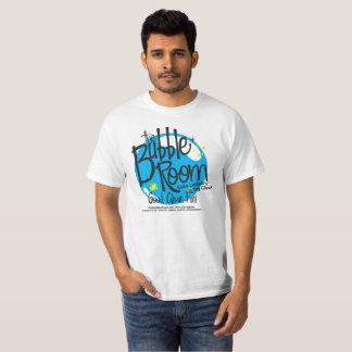 Camiseta Lavanderia da sala da bolha