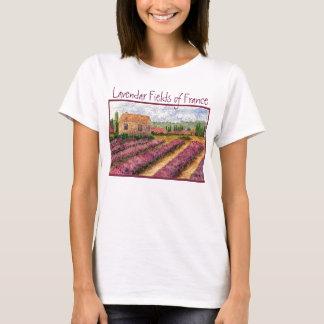 Camiseta Lavendar em Provence France