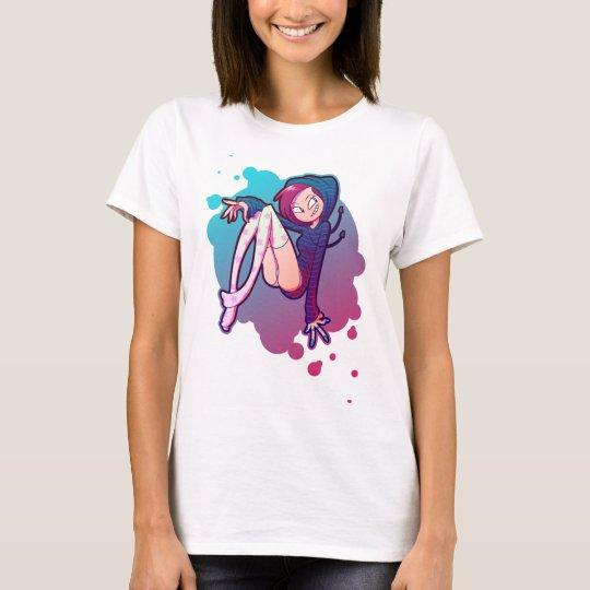 Camiseta Lazy but Cool Girl
