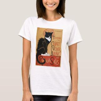 Camiseta Le Conversa Noir e Blanc