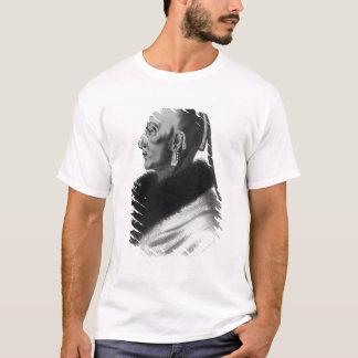 Camiseta Le Soldat du Chene, um chefe de Osage