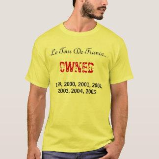 Camiseta Le Tour de France…, POSSUÍDO, 1999, 2000, 2001,…