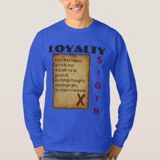 Camiseta Lealdade de Havamal