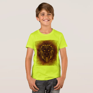 Camiseta Leão africano