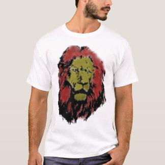 Camiseta Leão cabeça lion head
