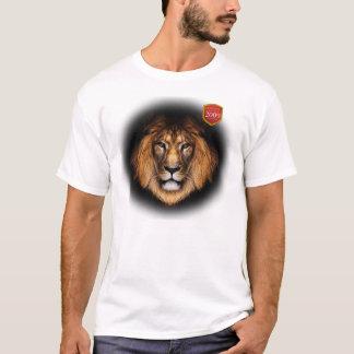 Camiseta Leão com a gazela nos olhos