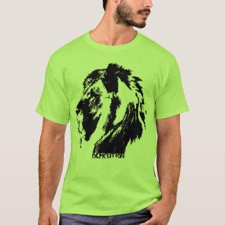 Camiseta Leão da demolição
