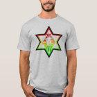 Camiseta Leão da reggae de Cori Reith Rasta
