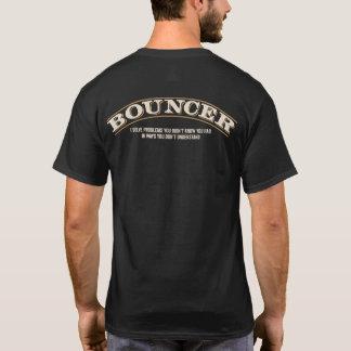 Camiseta Leão-de-chácara - eu resolvo problemas