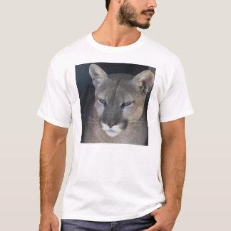 Camiseta leão de montanha