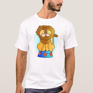 Camiseta Leão do circo
