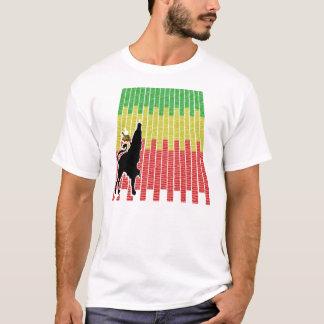 Camiseta leão do jah