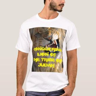 Camiseta Leão do t-shirt de Judah