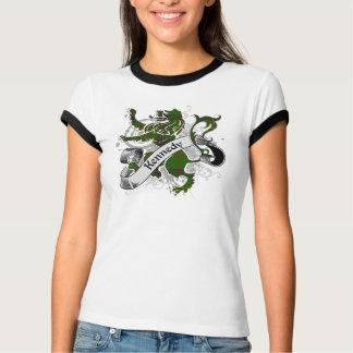 Camiseta Leão do Tartan de Kennedy