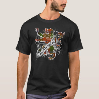 Camiseta Leão do Tartan de MacNaughton
