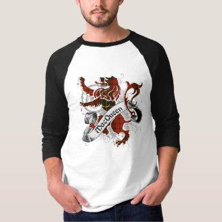 Camiseta Leão do Tartan de MacQueen