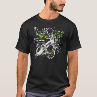 Camiseta Leão do Tartan de Watson
