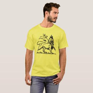 Camiseta Leão etíope de Judah