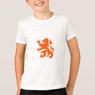 Camiseta Leão holandês de Holland Países Baixos