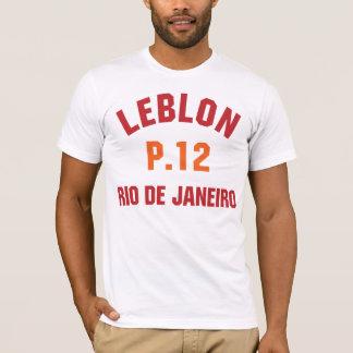 Camiseta Leblon Posto 12 Rio de Janeiro