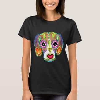 Camiseta Lebreiro - dia do cão inoperante do crânio do