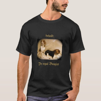 Camiseta Lebreiros régios