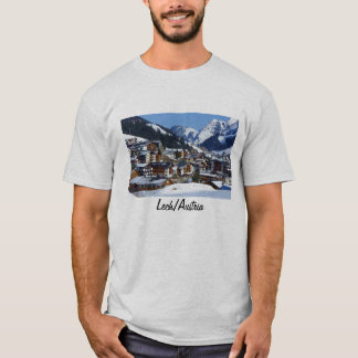 Camiseta Lech em Áustria - t-shirt
