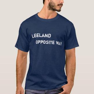Camiseta Leeland, oposto à maneira