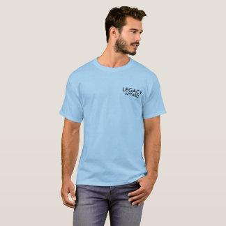 Camiseta LEGADO - o t-shirt dos homens básicos [MEIO]